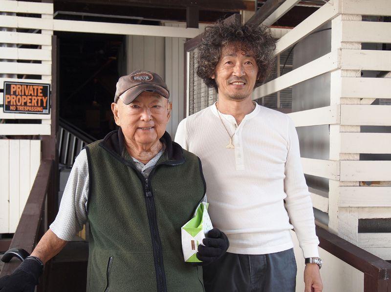 Harold-san